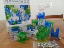 Q - BA - MAZE 2.0 marble run