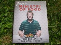 Jamie Oliver Ministry of Food recipe book