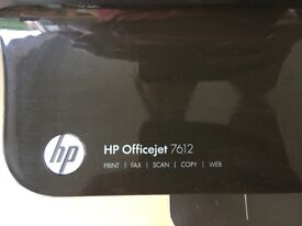 PRINTER / SCANNER / FAX HP Officejet 7612 BRAND NEW WITH BOX