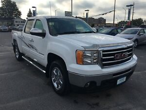 2013 GMC Sierra 1500 SLT| 4x4 Sunroof Kingston Kingston Area image 7
