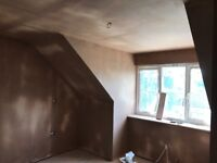Small plastering company looking to take on some work. Please feel free to get in contact for quotes