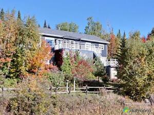 289 000$ - Maison de campagne à vendre à St-Félix-D'Otis Saguenay Saguenay-Lac-Saint-Jean image 2
