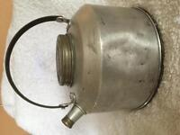 Old Aluminium Kettle