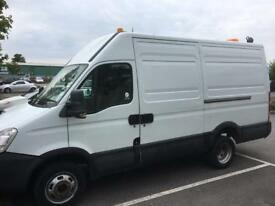 2010 iveco daily 50c15 3.0 5 tonne Mwb one owner ex Anglian water low miles 5.2 tonne