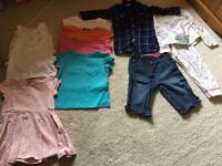Girls Clothes Age 2-3
