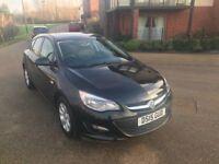 Vauxhall Astra 1.4 i VVT 16v Design 5dr 2015 Low Mileage 12 Months MOT Good condition