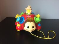 Vtech Crazy Legs Learning Bug ladybird - very good condition