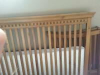 Crib/ Toddler bed