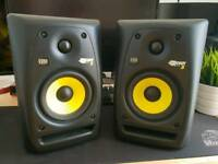 Krk Rokit 5 Studio Monitors (Pair)