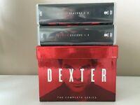 Dexter Complete Box Set - Brilliant Series!