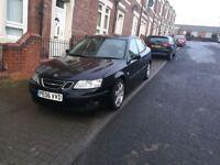 Saab vector sport for swaps for window cleaning van