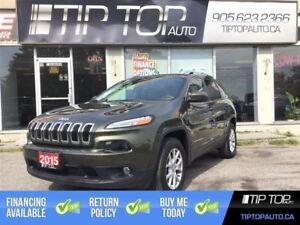 2015 Jeep Cherokee North 4X4, Power Tailgate, Bluetooth, Backup