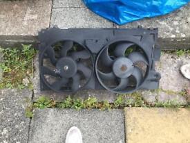 Peugeot 306 Double Fan Cooling Heating (A/C)