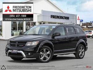 2016 Dodge Journey CROSSROAD! AWD! 7 SEATER! LEATHER! NAV!