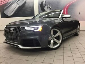 2013 Audi RS 5 CABRIOLET SPORT EXHAUST B&O