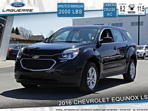 2016 Chevrolet Equinox LS*AWD*CAMERA*CRUISE*A/C*BLUETOOTH**