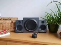 2.1 speakers Logitech z333