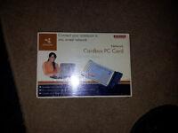 BRAND NEW PCMIA SITECOM CARDBUS PC NETWORK CARD
