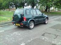 2001 suzuki grand vitara turbo diesel