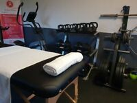 Professional Sports Massage, Belfast based private studio or can travel to you