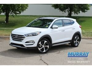 2018 Hyundai Tucson Ultimate 1.6T AWD