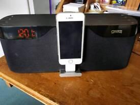 Bluetooth speaker Radio Dock