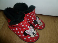 Girls slippers size 10-11