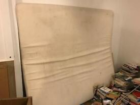 Free - superking memory foam mattress - Stockwood