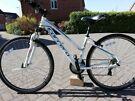 Carrera Crossfire Ladies Hybrid Bike - £140