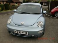 1.9 TDI VW Beetle
