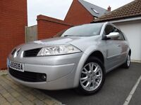 "Renault Megane GrandTour Extreme 1.5 dCi (106 bhp) low mileage ""Left hand drive"" with only 1 owner"