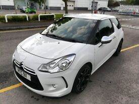 Citroen DS3 1.6 VTi 3dr - Petrol - Black & White (60)