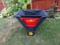 Wolf Garten Garden Cart(Protax 150) NEW