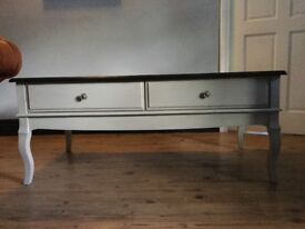 Large grey/black coffee table