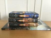 Doctor Who BBC books