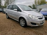 VAUXHALL ZAFIRA 1.8 DESIGN - 7 SEATER - GREAT SPEC - FSH