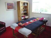 Thai Massage in Fleet (£25 ph for first massage)