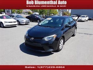 2014 Toyota Corolla LE Auto w/ Htd Seats, Bluetooth ($59 week...