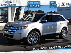 2013 Ford Edge **SEL*AWD*NAVI*CAMERA*CRUISE*A/C**
