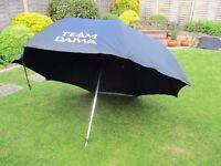 Team Daiwa Match Carp Fishing Shelter Brolly Umbrella
