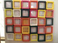 Picture Frame Fridge Magnets