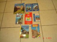 Tourist Guide Books