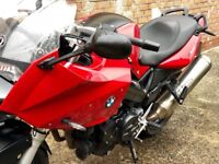 For sale,2010 bmw f800s,heated grips,brembo brakes.