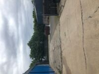 Internal/External yard and storage for rent
