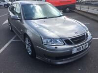 2006 saab 93 se auto aero 2.0t touring estate leather paddle shift new mot bargain family motoring