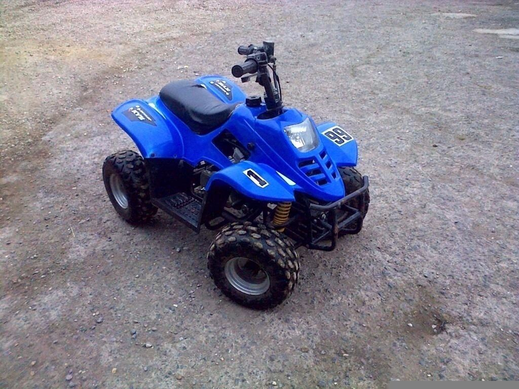 110cc automatic quad bike electric start