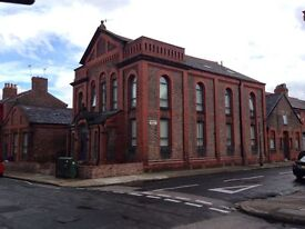 1 bed apartment to rent in modern recently converted church in Garston