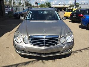 2007 Mercedes-Benz E-Class ALL WHEEL DRIVE! 123K! Edmonton Edmonton Area image 5