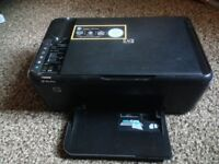 HP DESKJET 4560 FULL WORKING CONDITION & INK. CASH ON COLLECTION. FREE DELIVERY WITHIN 5 MILES