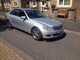 2008 58 Mercedes c220 cdi manual hpi clear 1 owner full history 2 keys alloys long not bargain £2799